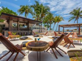 Lotus Beach Hotel - Adults Only, hotel in Isla Mujeres