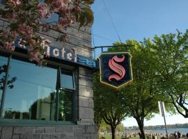 The Sylvia Hotel, hotel in Vancouver