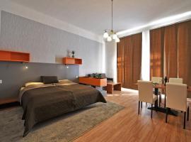 Apartmánový Dům Centrum, apartmán v destinaci Brno