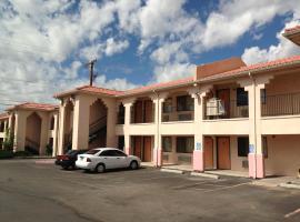 Luxury Inn, motel in Albuquerque