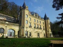 Château de Perreux, The Originals Collection (Relais du Silence), hotel in Amboise