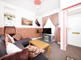 APARTMENTS OF LIVERPOOL, hotel near Anfield, Liverpool