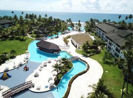 Flat Beach Class Resort Muro Alto, hotel with jacuzzis in Porto De Galinhas