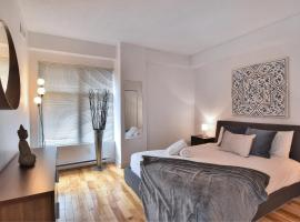 Place-des-Arts Suites, hotel in Montreal