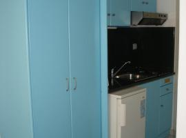 ERIETTI STUDIO 3, apartmán v destinaci Leptokaria