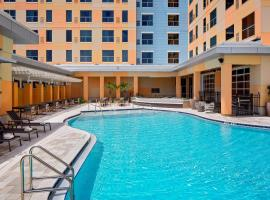 Hyatt House across from Universal Orlando Resort, hotel em Orlando