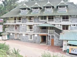 Eden Holidays, inn in Munnar