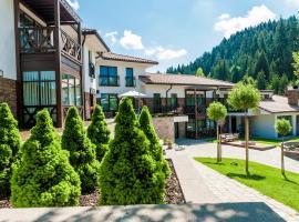 Villa Helia, hotel in Dolný Kubín