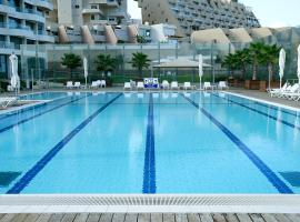 West Tel Aviv- All Suites Hotel By The Sea, hotel near Sde Dov Airport - SDV,