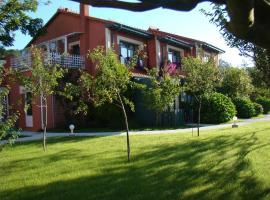 Apartamentos del Norte, serviced apartment in Andrín