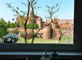 Przy Zamku U Przewodników, hotel near Malbork Castle, Malbork