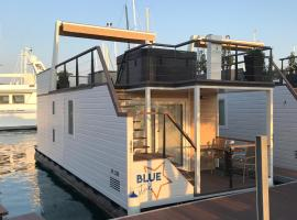 Floating House Blue Star, vila v Portorožu