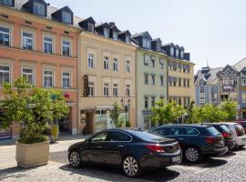 Hotel Garni Am Klostermarkt, hotel in Plauen