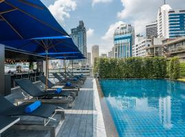 The Key Premier Sukhumvit Bangkok by Compass Hospitality, hotel near MRT-Sukhumvit, Bangkok