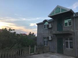 Summer House in Buzovna, villa in Baku