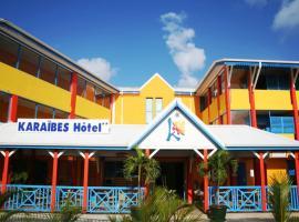 Karaibes Hotel, hôtel au Gosier