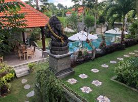 Betutu Bali Villas, hotel in Ubud