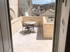 Albergo Del Sedile, hotel in Matera
