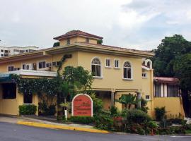 Hotel Villa Florencia Zona Rosa, hotel in San Salvador