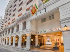 Fairway Colombo – hotel w Kolombo