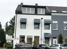 Messezimmer Stockum, homestay in Düsseldorf