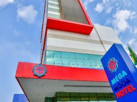 Mega Moda Hotel, hotel perto de Terminal Rodoviário de Goiânia, Goiânia