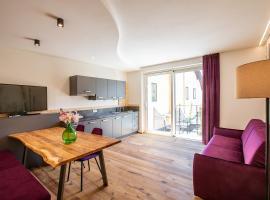 Residence Rösch, apartment in Merano