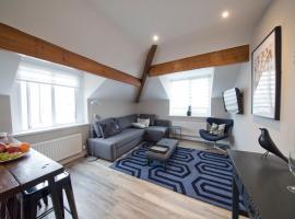 Blackbird Luxury Apartments Room 4, apartment in Blackpool