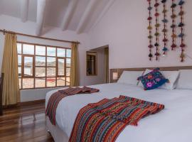Inkarri Cusco, hotel near Wanchaq Train station, Cusco