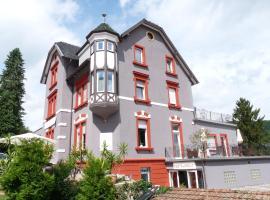 Hotel Markgräfler Hof, Hotel in Badenweiler