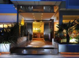 Hotel Lilia, отель в городе Лидо-ди-Езоло