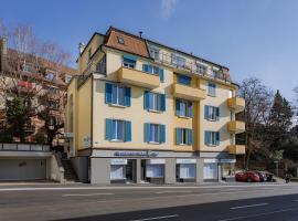 Swiss Star Zurich University - contactless self check-in, hotel in Zurich