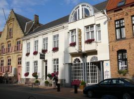 Hotel Croonhof, Hotel in der Nähe von: Bahnhof Veurne, Veurne