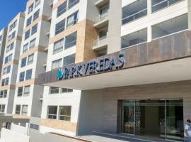 PARK VEREDAS Flat 707, hotel em Rio Quente