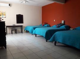 Tercera Avenida Hotel, отель в городе Тустла-Гутьеррес
