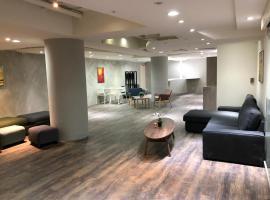 灝美旅舍忠孝敦化店,台北的飯店