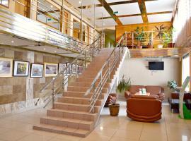 Гостиница Колос, отель в Барнауле