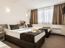 Park Hotel Moskva, hotelli  lähellä lentokenttää Sofian lentokenttä - SOF