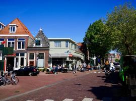 Appartement in het centrum van Hoorn, apartment in Hoorn