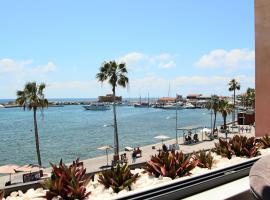 Phaedrus Living Seaview Luxury Flat Marina Court 213, hotel near Paphos Harbor, Paphos