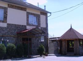 Dvorik, hotel in Chernivtsi