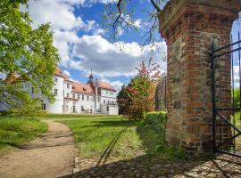 Schlosshotel Fürstlich Drehna, hotel in Fürstlich Drehna