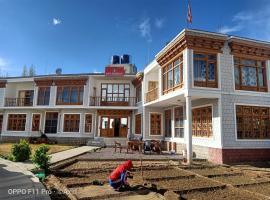 Hotel KATPA RESIDENCY, hotel in Leh