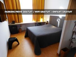Terminus du Forez Saint-Etienne Centre, hôtel à Saint-Étienne près de: EMLYON Campus Saint-Etienne