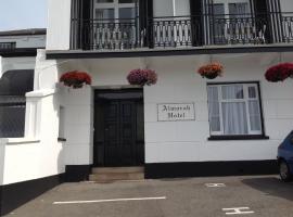 Almorah Hotel, vacation rental in Saint Helier Jersey
