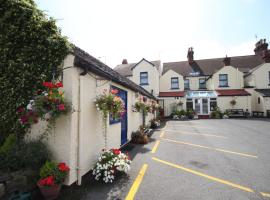 Meadows Way Guest House, hotel near Uttoxeter Racecourse, Uttoxeter