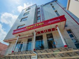 Rayan Hotel, отель в Оше