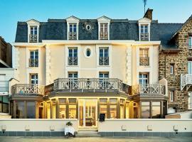 Hôtel Le Beaufort, отель в Сен-Мало
