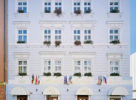 Arbes, hotel in Prague 5, Prague