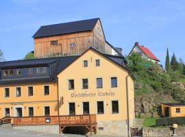 Wandersmann, apartment in Bad Schandau